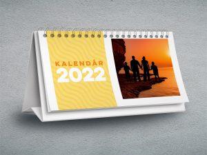 Stolový kalendár 2021 online