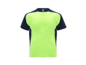 Funkčné tričko Bugatti zeleno-modré