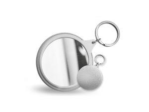 Kľúčenka zrkadielko 58 mm