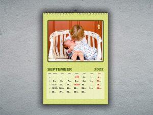 Nástenný kalendár A4 / A3