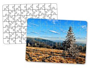 Puzzle 18x13 cm - 63 ks
