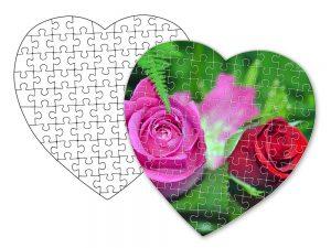 Puzzle Srdce 75 ks
