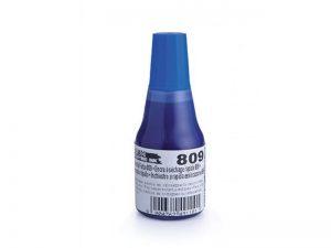 Rýchloschnúca pečiatková farba modrá