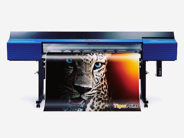 TigerPrint veľkoplošná tlač