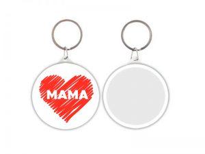 Zrkadielko kľúčenka Deň matiek